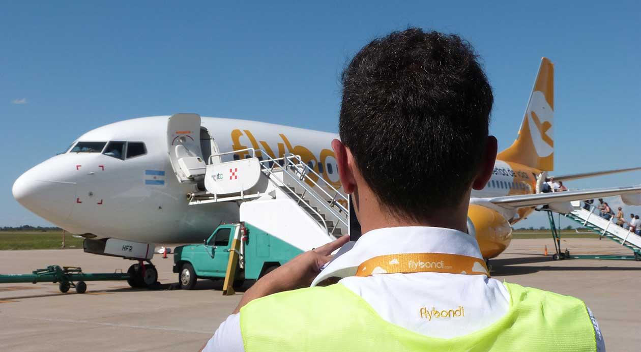 Aerolíneas Argentinas: se levantó la medida de fuerza y retoman vuelos