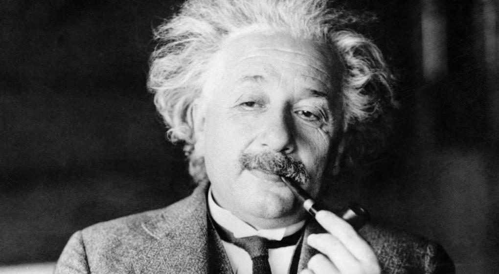 Qué decía la carta de Einstein y su esposa escrita en pleno asedio nazi