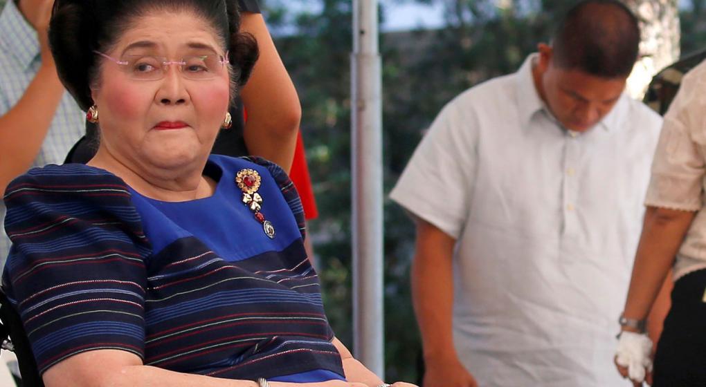 Filipinas: condenaron a la exprimera dama de 89 años por corrupción