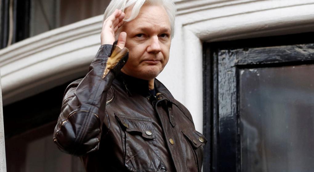 Por error, EE.UU. reveló una acusación secreta contra Assange, de WikiLeaks