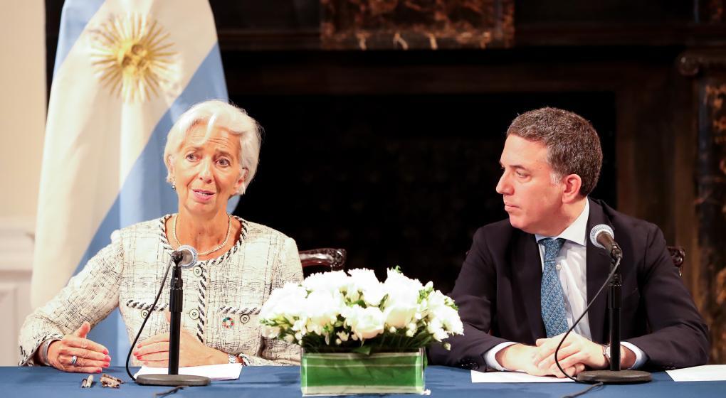 El Gobierno anunció el nuevo acuerdo con el FMI: será por 57 mil millones de dólares