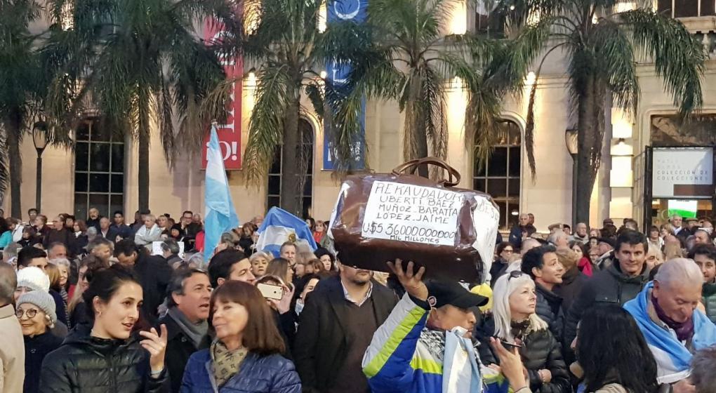 #21A: cordobeses se movilizan para pedir el desafuero de Cristina