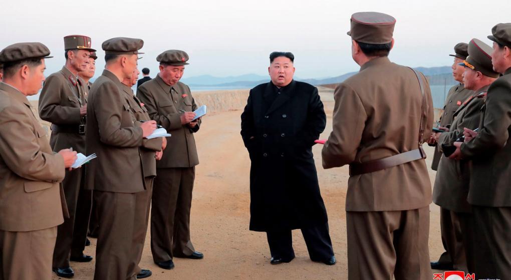 """Corea del Norte probó una nueva arma """"ultramoderna"""""""