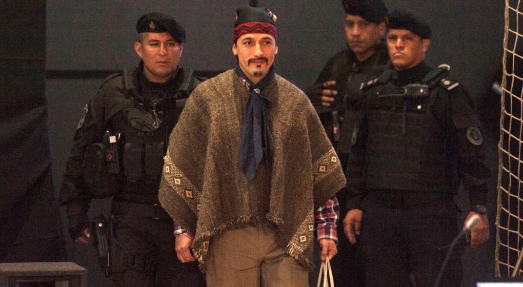 Confirmaron la extradición de Facundo Jones Huala a Chile