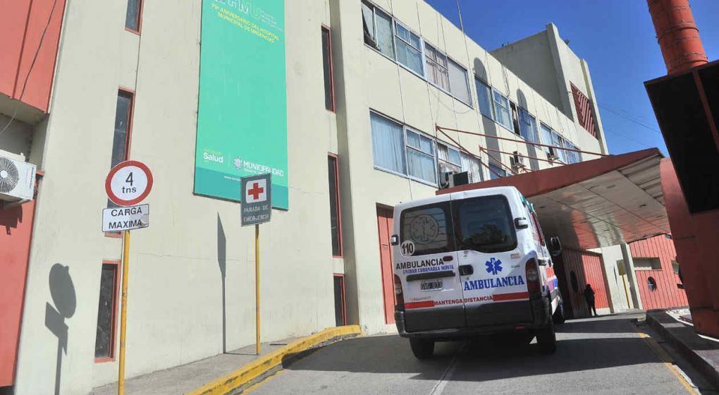 Murió un motociclista tras un choque con un colectivo de Ersa y un utilitario