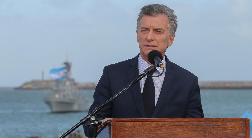 Macri sobre el ARA San Juan: Lo vamos a seguir buscando siempre
