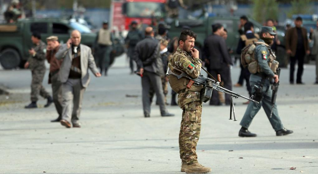 Más de 100 muertos en ataque y enfrentamientos en Afganistán