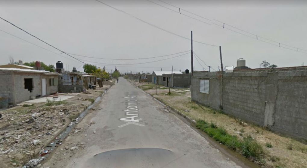 Dos heridos tras una pelea familiar en barrio Marqués de Sobremonte