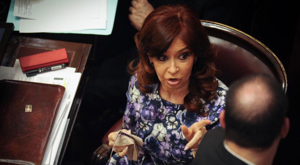 Pidieron una sesión especial para tratar el desafuero de Cristina en el Senado
