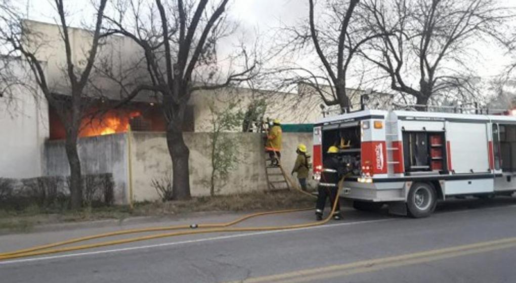 Murió un operario tras la explosión de un tanque de combustible en General Cabrera