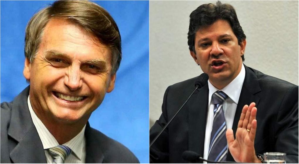 Bolsonaro y Haddad, a segunda vuelta para definir el nuevo presidente de Brasil