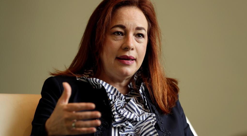 La presidenta de la Asamblea de la ONU, poetisa y ambientalista