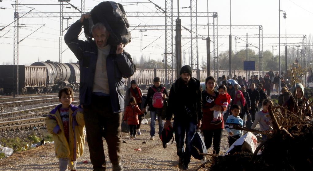 La peor crisis desde la Segunda Guerra: 68,5 millones de desplazados en 2017