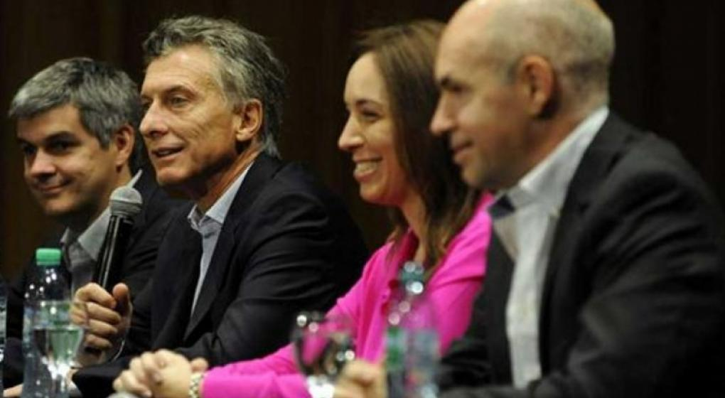 Vidal y Larreta negocian con Dujovne cómo hacerse cargo de Edenor y Edesur
