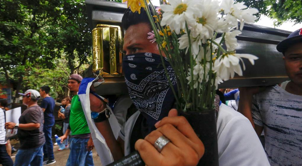 Con las armas, Ortega cierra las puertas a una solución pacífica