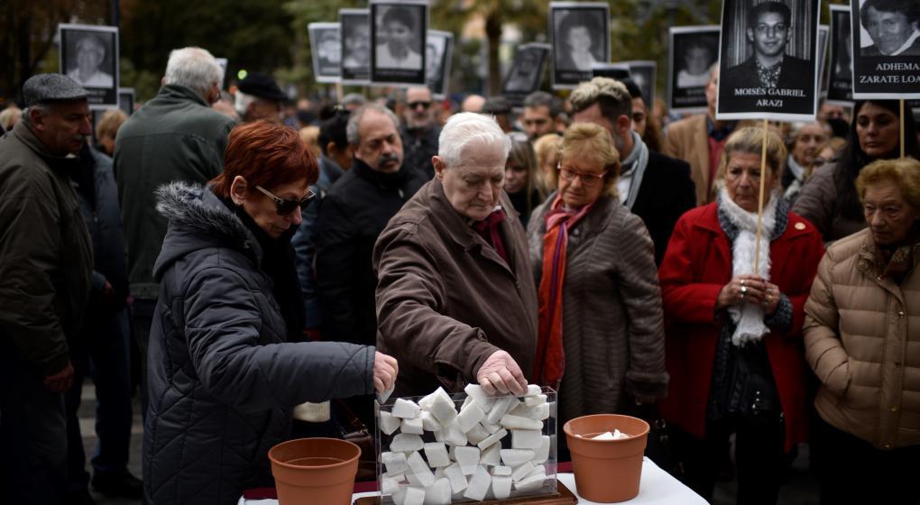 Interminable reclamo por las 85 víctimas de la Amia