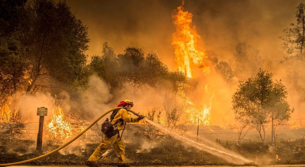 California, un infierno con ocho muertos y miles de evacuados