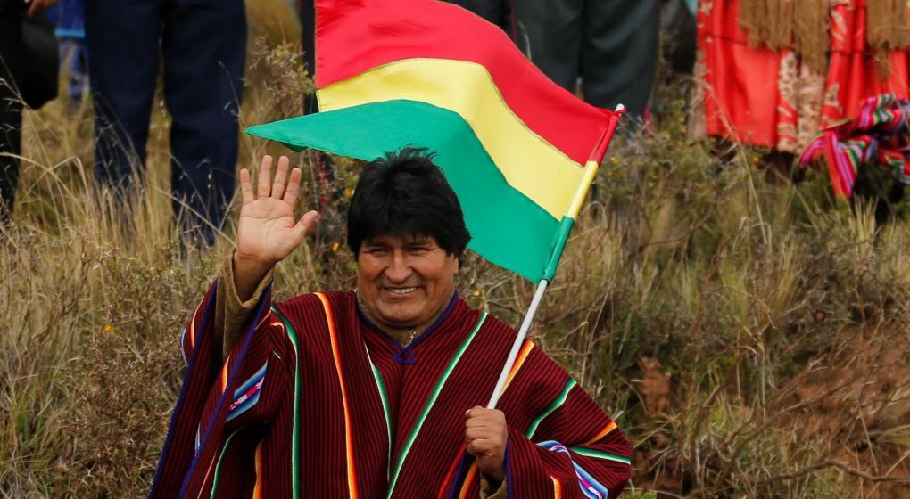 Evo Morales bate un récord en el poder y quiere llegar a 2025