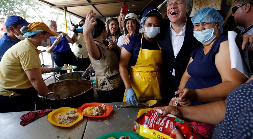 ¿Intervención a Venezuela?, un debate abierto por el secretario de la OEA