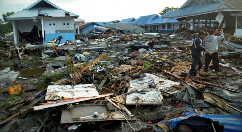 Tsunami en Indonesia: los geólogos se preguntan por qué