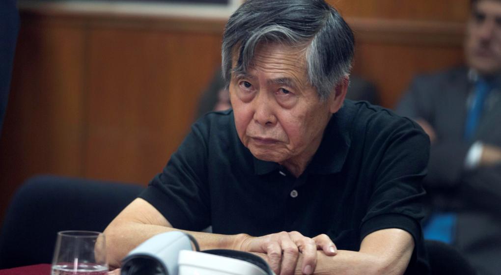 Expresidentes en apuros: quitan el indulto a Fujimori