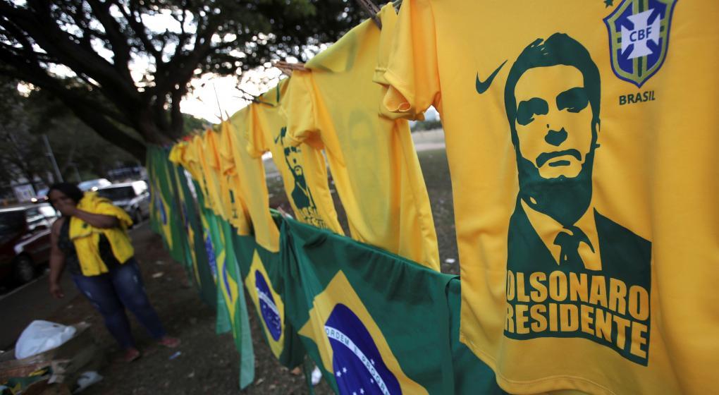 El  fenómeno de Jair Bolsonaro traza un nuevo mapa político en Brasil