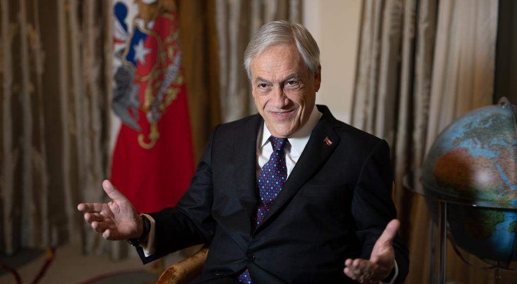 """Sebastián Piñera: """"La crisis de Argentina genera efectos directos"""""""