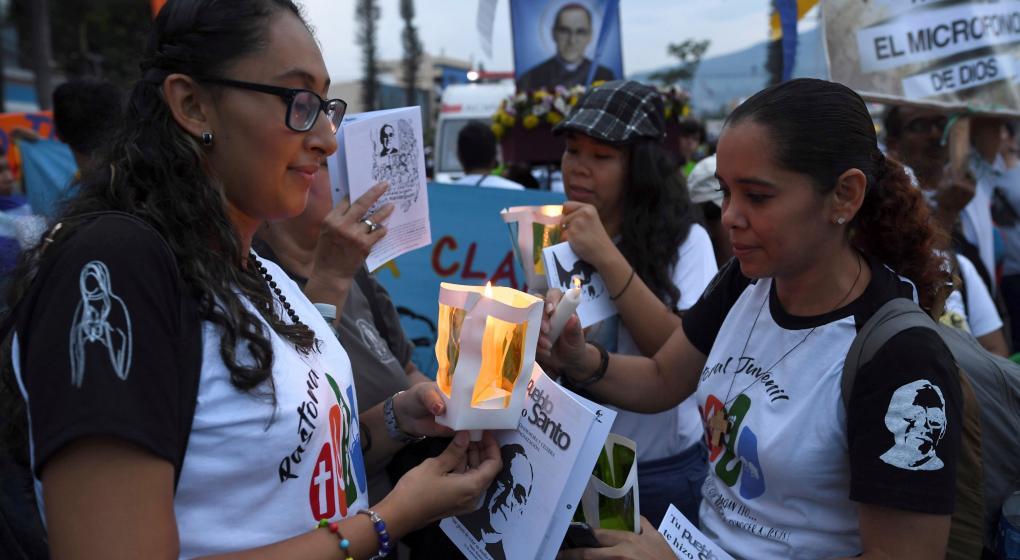 San Romero de América, la voz de las víctimas de la violencia