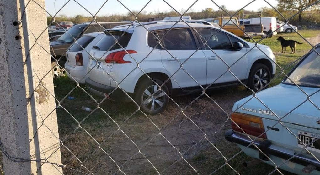 En tres meses le robaron el auto dos veces: la segunda, en un corralón oficial