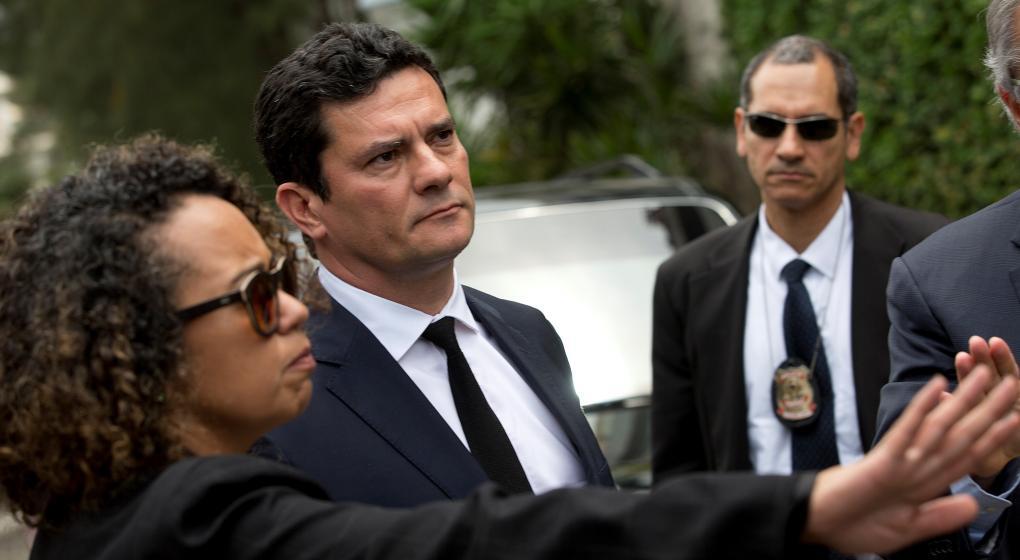 El juez Moro, de héroe anticorrupción  a ministro de Justicia de Bolsonaro