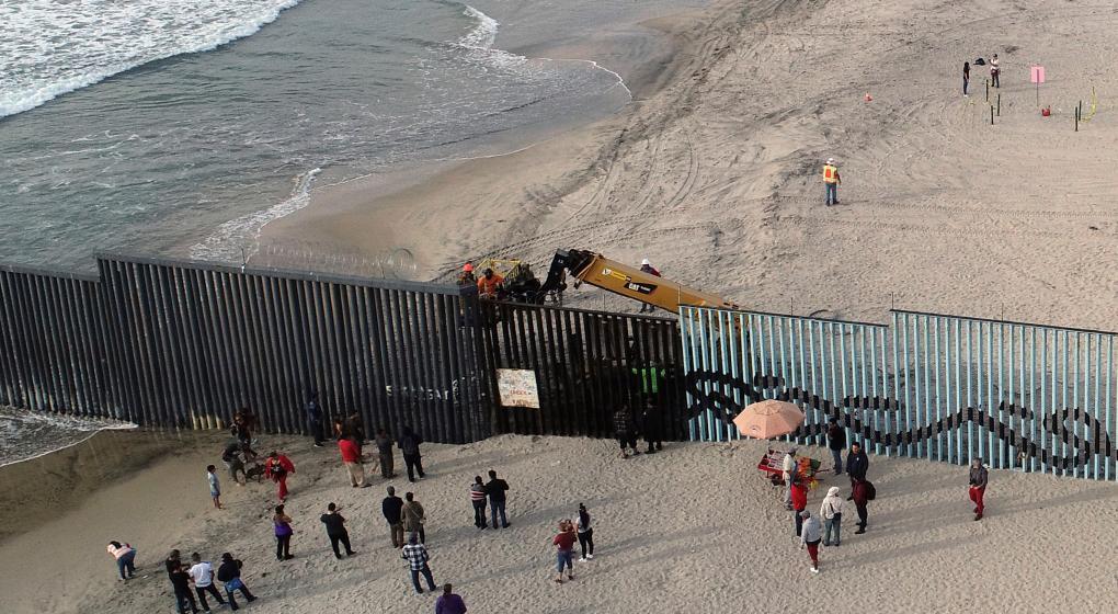 Llegaron los migrantes, pero podrían tener tres meses de espera en la frontera