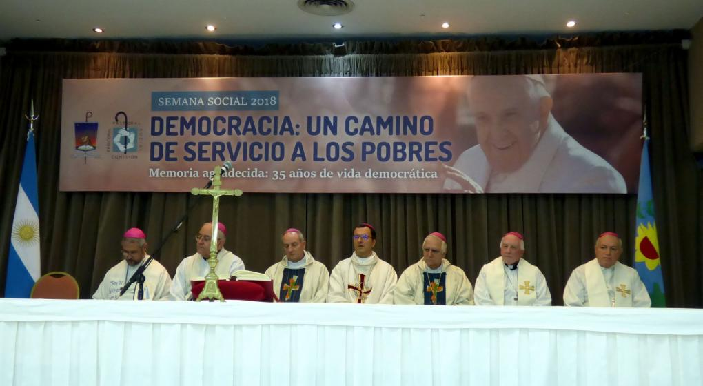 La Iglesia católica le pidió a Macri que el ajuste no lo paguen los pobres