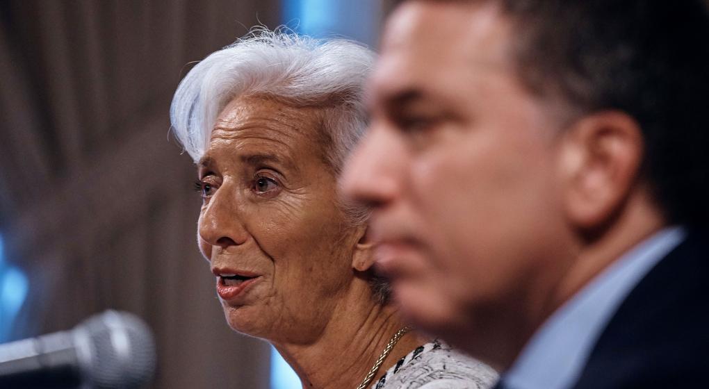 El FMI liberó otro desembolso por U$S 5.700 millones