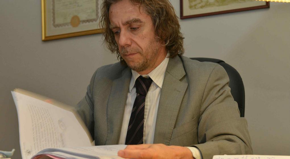 Dictaron la prisión preventiva del escribano Gontero Cornavaca