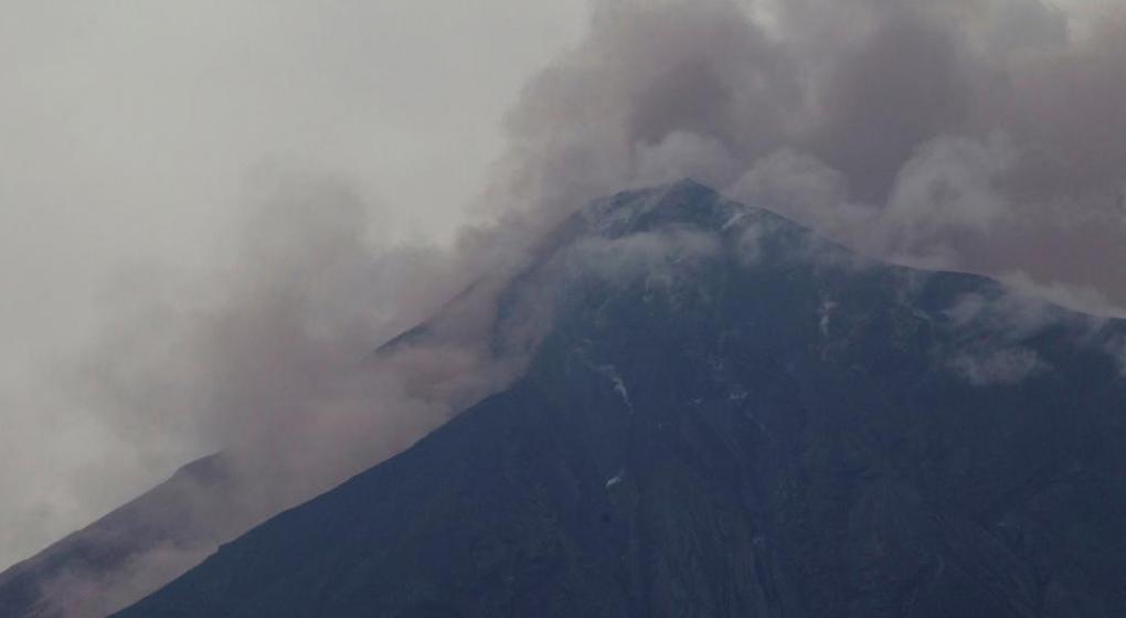 Suman 135 los muertos por la erupción del volcán de Fuego en Guatemala