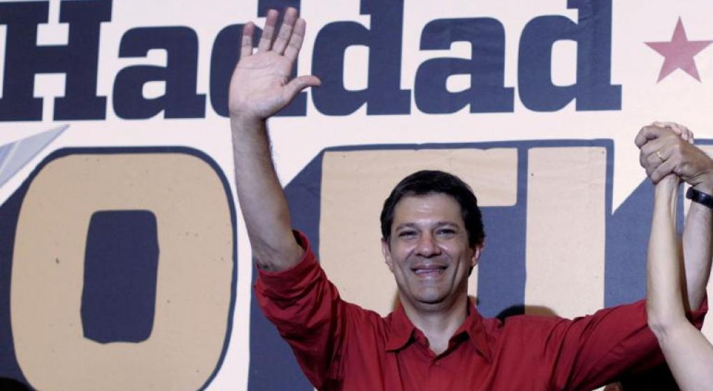 Elecciones en Brasil: sin Lula, el PT confirmó a Fernando Haddad como candidato a presidente