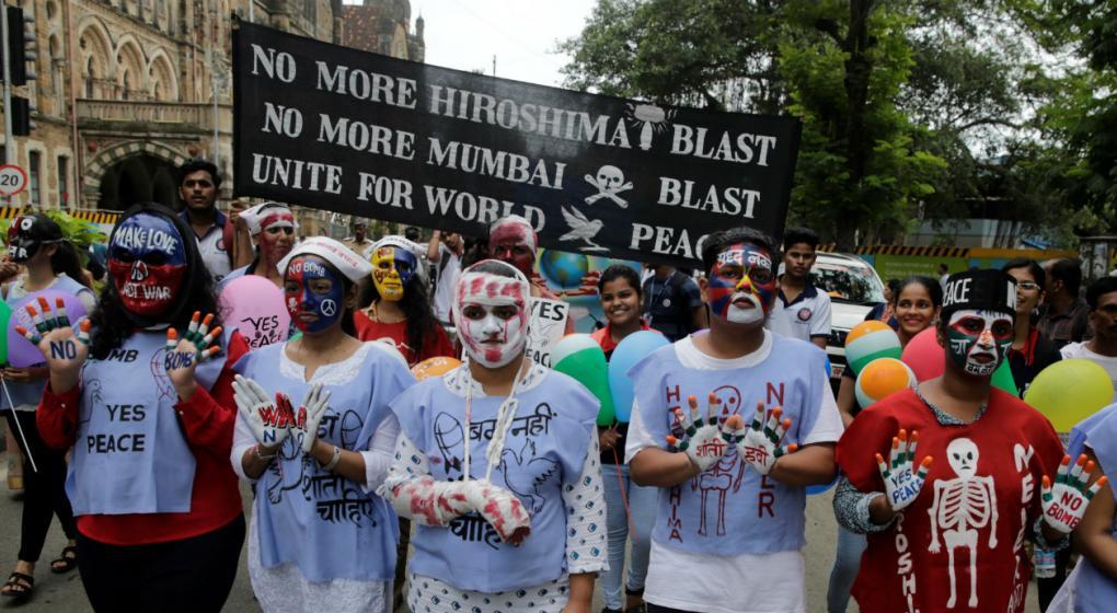 Hiroshima recuerda el 73° aniversario de la bomba atómica