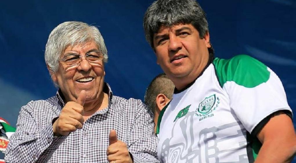 Hugo Moyano: No sé qué puede pasar si meten preso a mi hijo