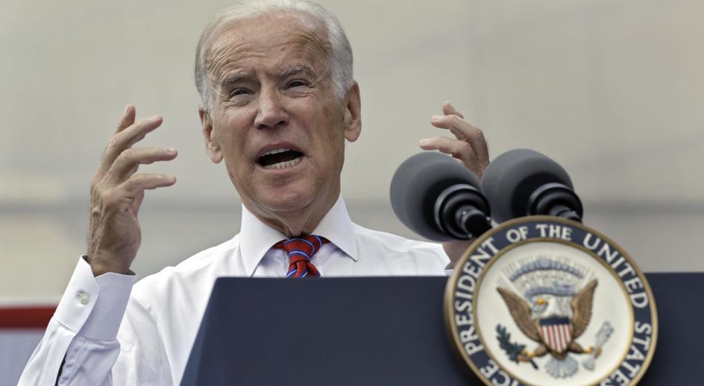 El exvicepresidente de EE.UU. Biden recibió un paquete bomba