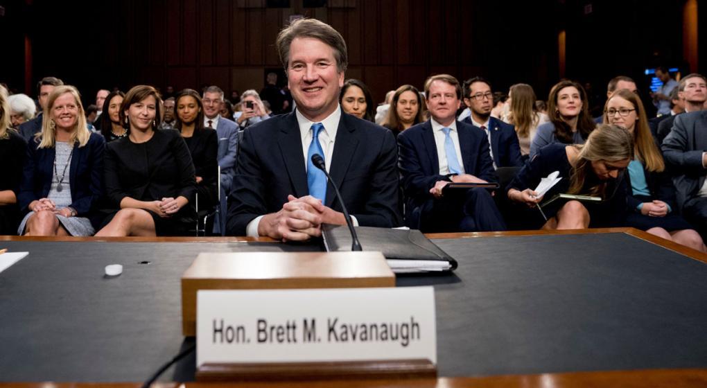 El Senado de EE.UU. confirmó a Kavanaugh como juez de la Corte Suprema