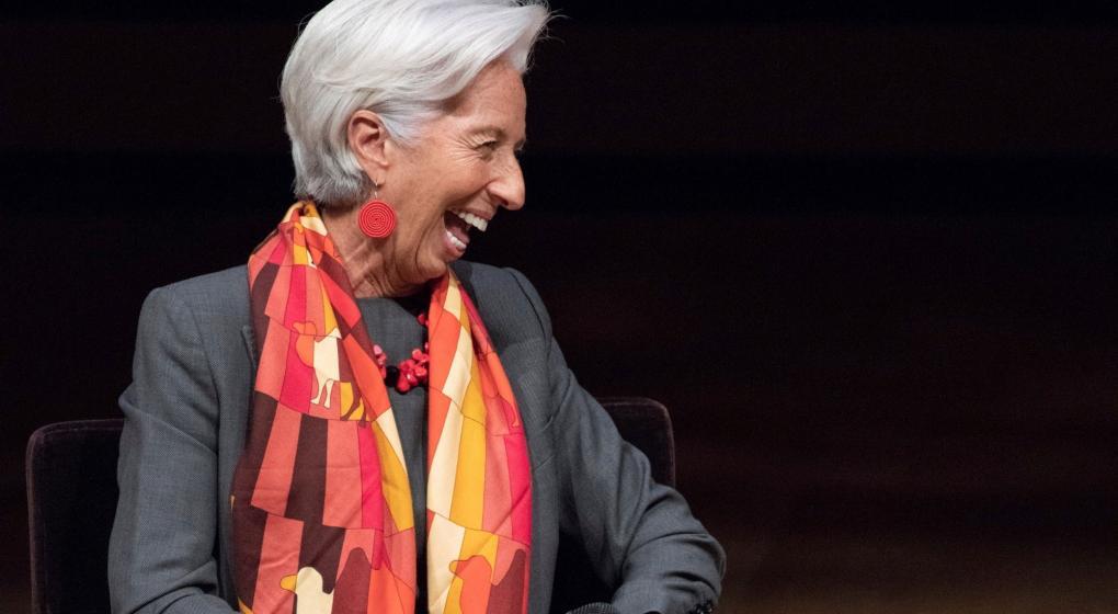 """Lagarde aseguró que el éxito de las medidas de austeridad del Gobierno serán """"claves"""" para el futuro del país"""