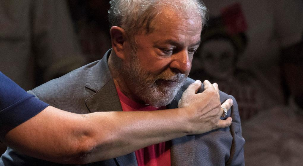 Brasil: Lula da Silva pidió permiso para votar