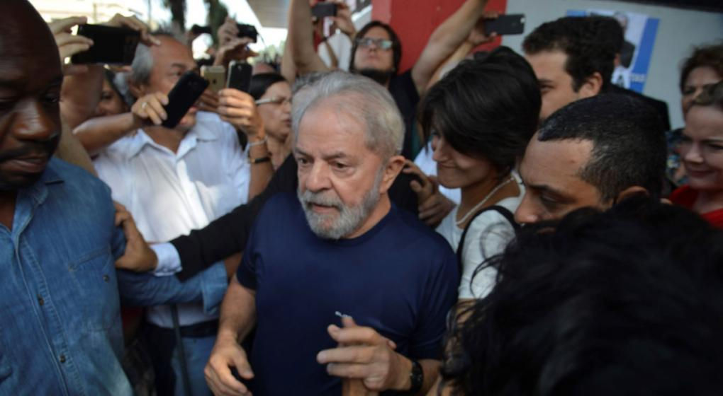 Lula Da Silva: Si me quieren derrotar de verdad, háganlo en las elecciones