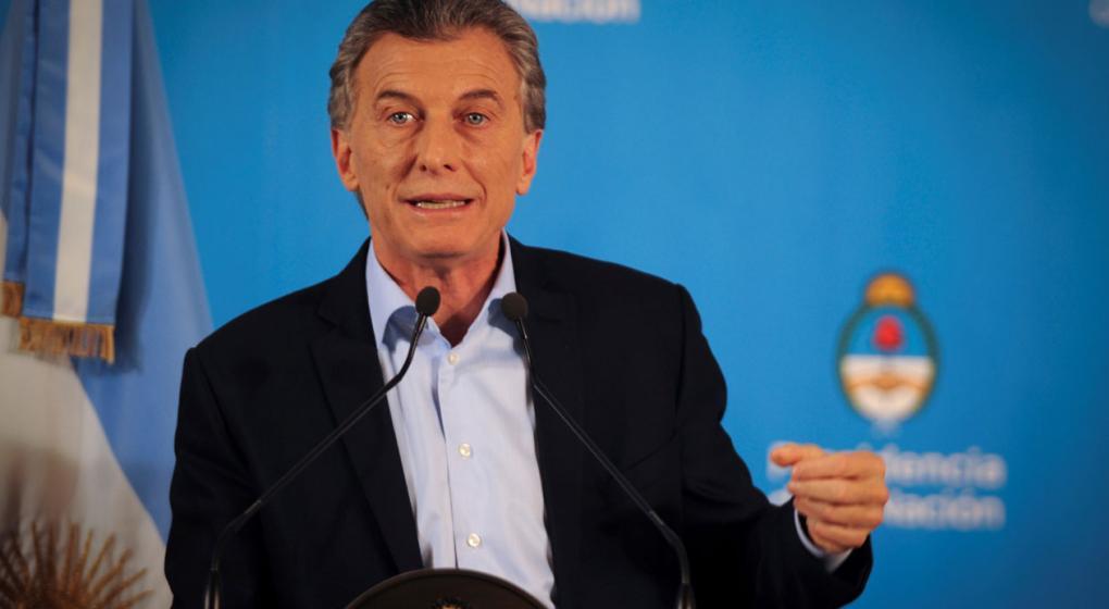 En su visita 14 a Córdoba, Macri llega a Río Cuarto y Achiras para recorrer obras