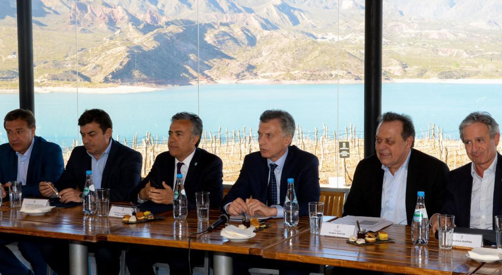 Macri: Hay avances que permiten entusiasmarse