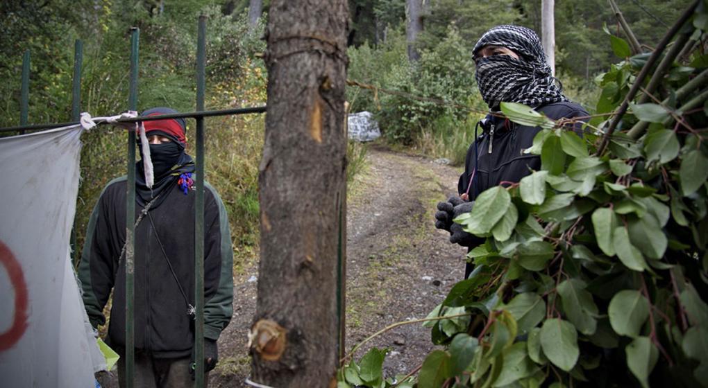 Nuevo enfrentamiento entre fuerzas federales y un grupo de mapuches en Río Negro