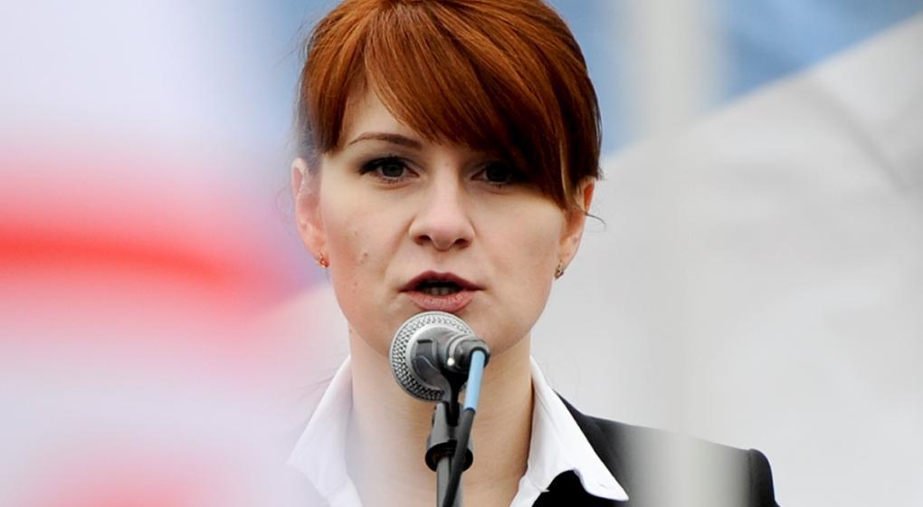 Quién es Mariia Butina: la joven rusa acusada de espionaje