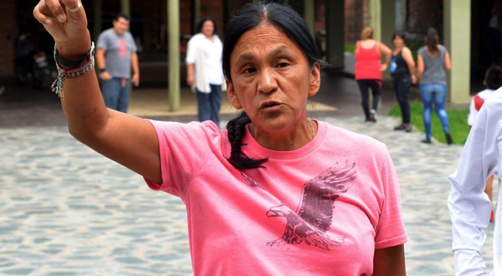 Disponen trasladar a Milagro Sala a un penal de mujeres de Alto Comedero
