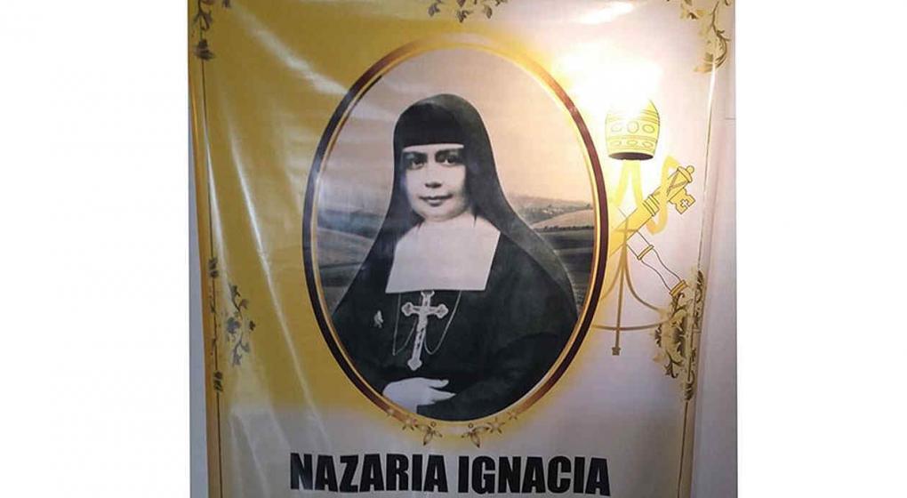 El papa Francisco hizo santa a Nazaria Ignacia, una religiosa con corazón argentino