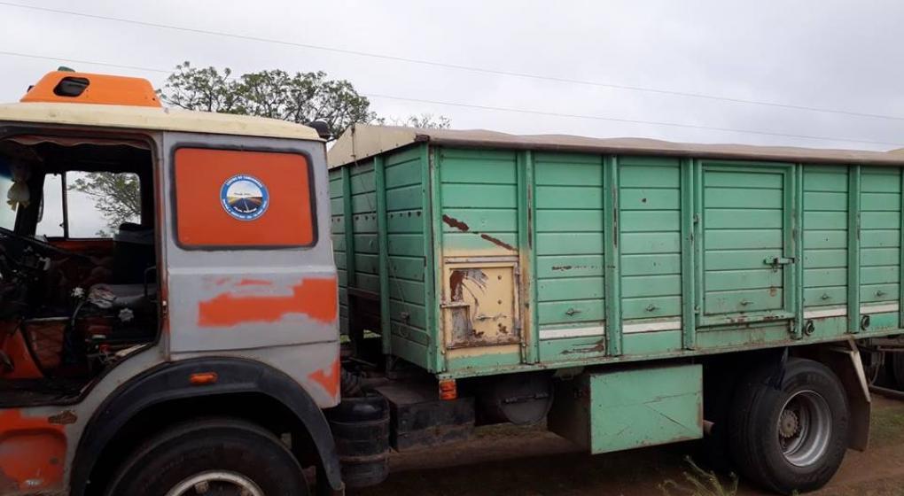Camionero denunció que lo drogaron y el robaron la carga: quedó preso